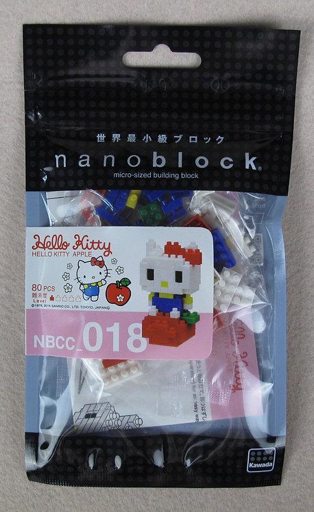 NBCC_018 Hello Kitty Apple