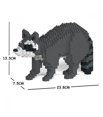 Jekca 浣熊 Raccoon 01S (需訂貨)