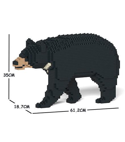 Jekca 台灣黑熊 Formosan Black Bear 01C (需訂貨)