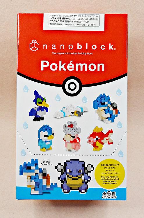 nanoblock NBMC_16S Mininano Pokemon Water