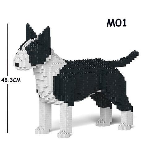 鬥牛梗 English Bull Terrier 01C-M01 M size (需訂貨)