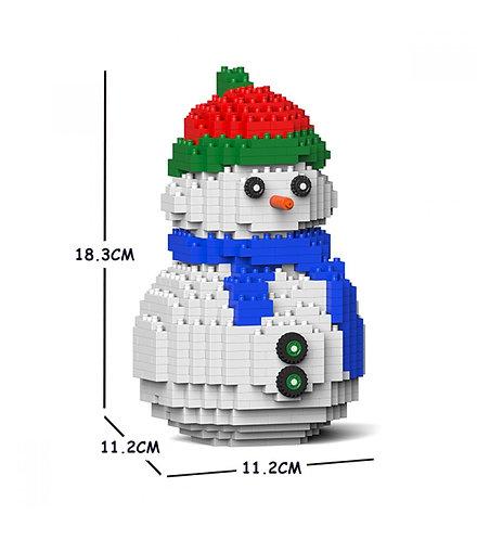 Jekca Snowman 01S (需訂貨)