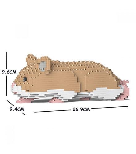 Jekca 倉鼠 Hamster 03S-M01 (需訂貨)