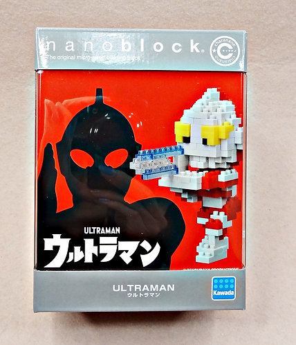 nanoblock CN-03 Ultraman
