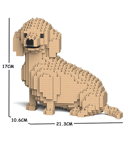 Jekca 臘腸狗 Dachshund 05S-M03 S size (需訂貨)