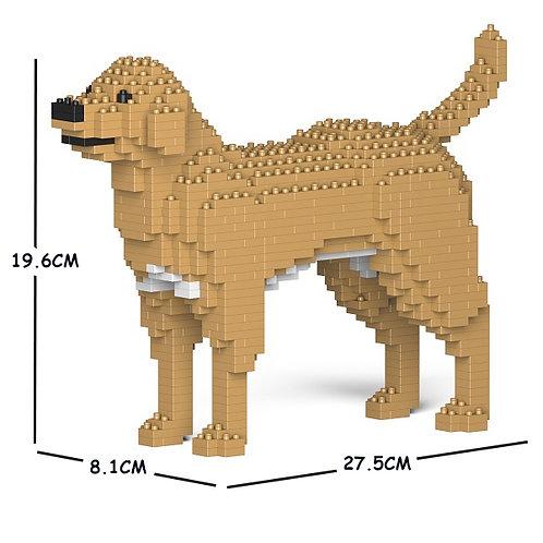 拉布拉多犬 Labrador Retriever 01S-M04 S size (需訂貨)