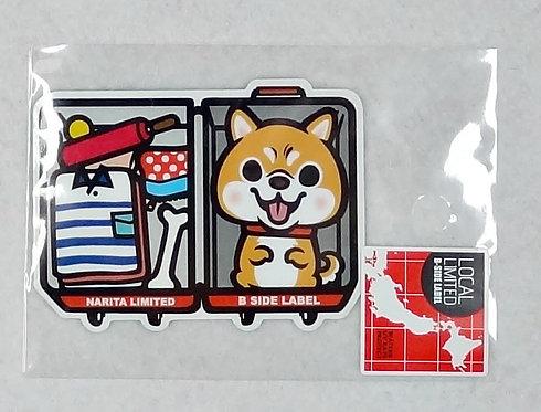 D02267 B-side label 貼紙