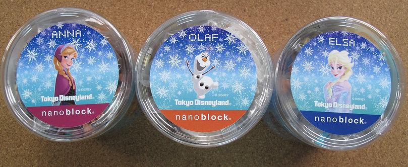 nanoblock D_FROZEN_1 DISNEY Frozen 1