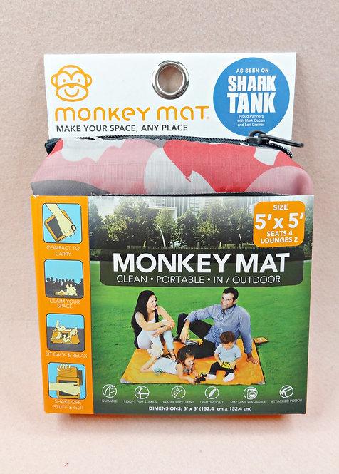 D01582_5 Monkey Mat_Pink Camo