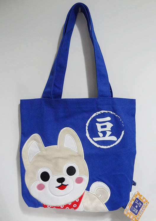 D02029_4 豆柴三兄弟tote bag_弟子