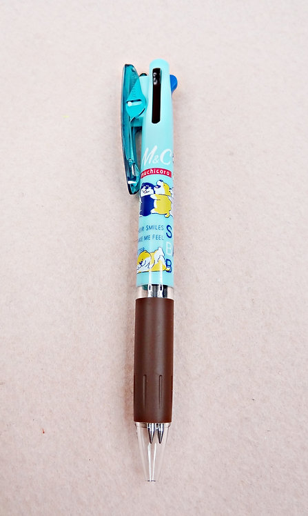 D02886 Shibanban三色筆