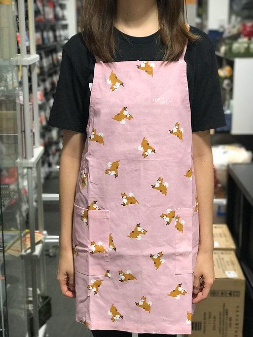D01769_3 柴田圍裙(粉紅)