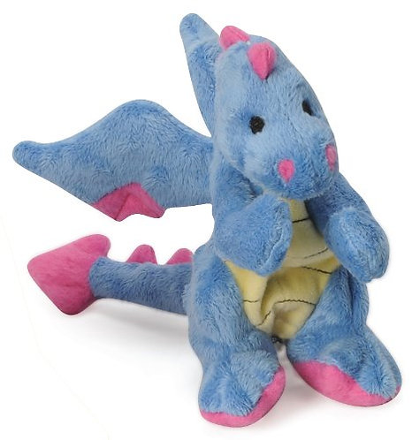 D02169 GoDog Dragons - Periwinkle Blue Small