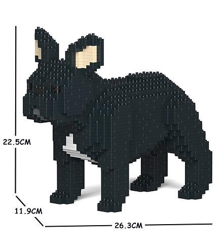 Jekca 法國老虎狗 French Bulldog 02S-M03 S size (需訂貨)