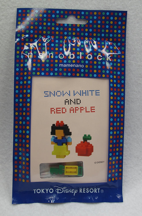 D_MAME_SAR Disney Snow white and Red Apple