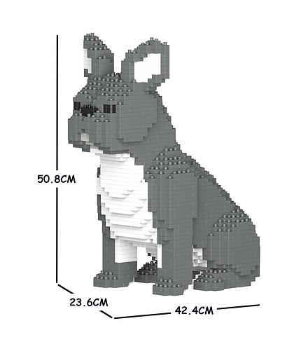 Jekca 法國老虎狗 French Bulldog 04C-M05 M size (需訂貨)