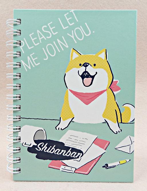D02240_5 Shibanban 硬面 Notebook (56110)