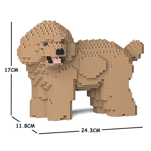 玩具貴婦 Toy Poodle 05S-M03 S size (需訂貨)