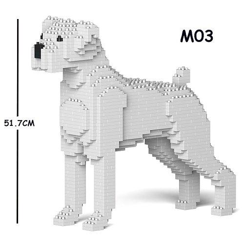 拳師犬 Boxer 01C-M03 M size (需訂貨)