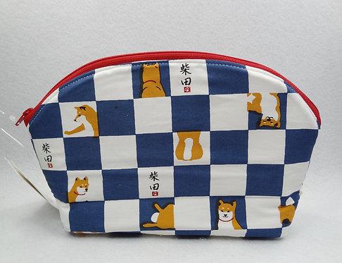 D01816 柴田格仔大化妝袋