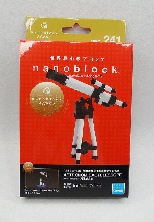 nanoblock NBC_241 Astronomical Telescope