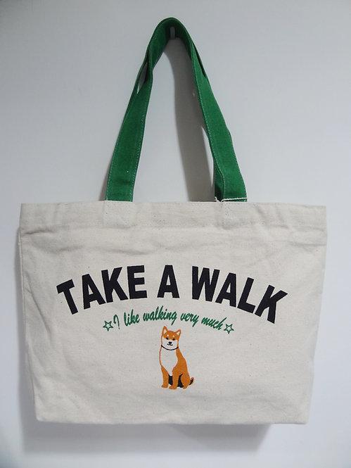 D01945 柴田拉鍊側孭袋 (Take a walk)
