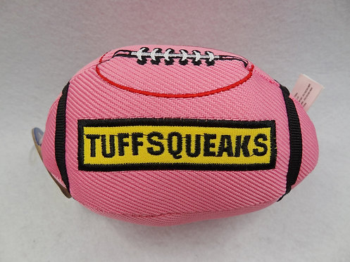 D01989_2 TuffSqueaks Football_Pink