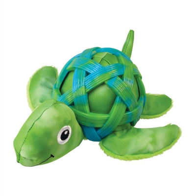 D02958 KONG® Sea Shells Turtle Toy S/M
