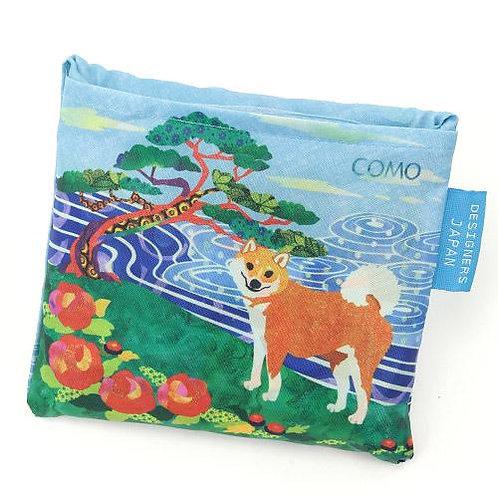 D03037 摺合式柴犬環保袋