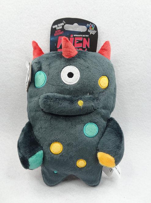 D01841_6 Spunky Pup Plush Alien Flex - Ghim
