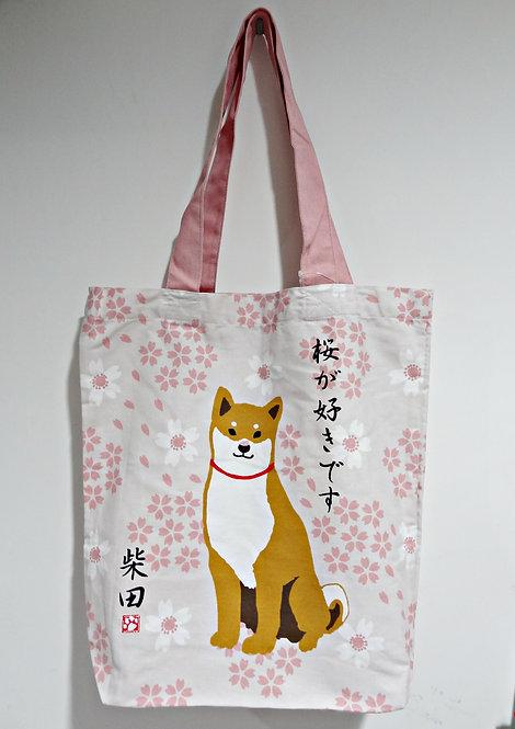 D01799 _46 柴田tote bag(さくらだしばた)