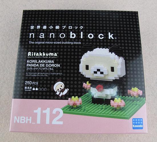 NBH_112 Korilakkuma Panda De Goron