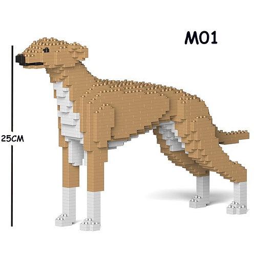 格雷伊獵犬 Greyhound 01S-M01 S size (需訂貨)