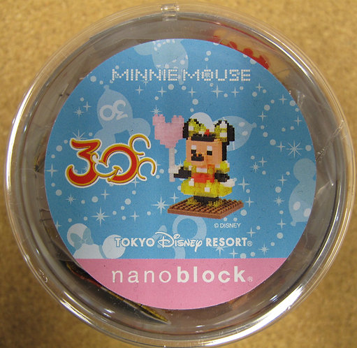 D_MN_30 DISNEY Minnie Mouse 30 Years