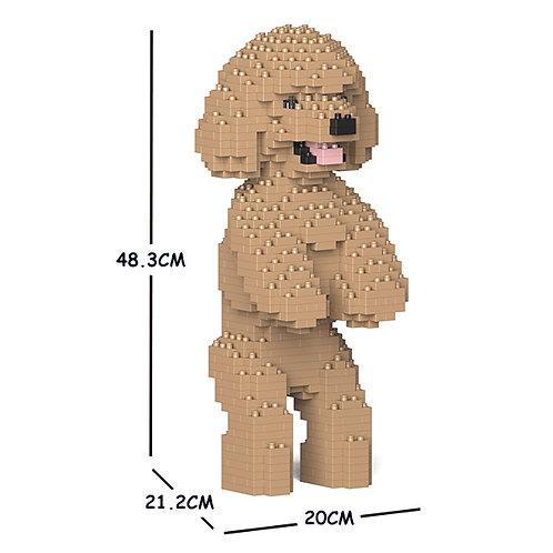 玩具貴婦 Toy Poodle 04C-M03 M size (需訂貨)
