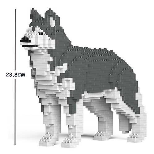 哈士奇 Husky 01S-M04 S size (需訂貨)