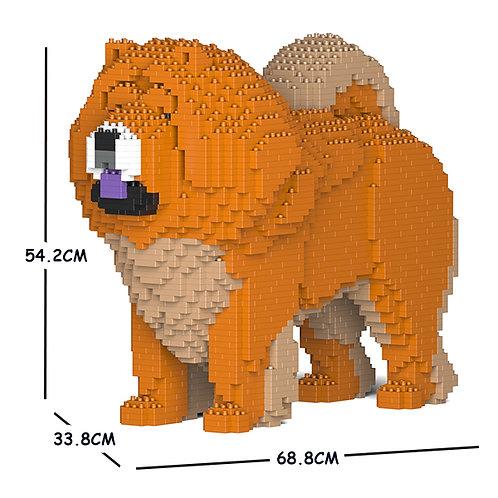 鬆獅狗 Chow Chow 02C-M02 M size (需訂貨)