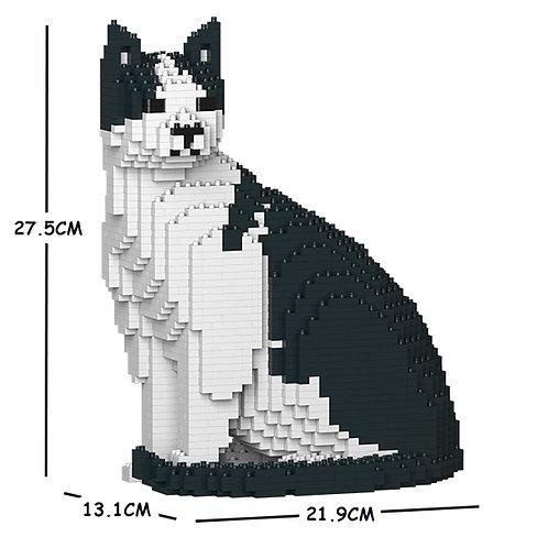 Black & White Cat 10S-M02  (需訂貨)