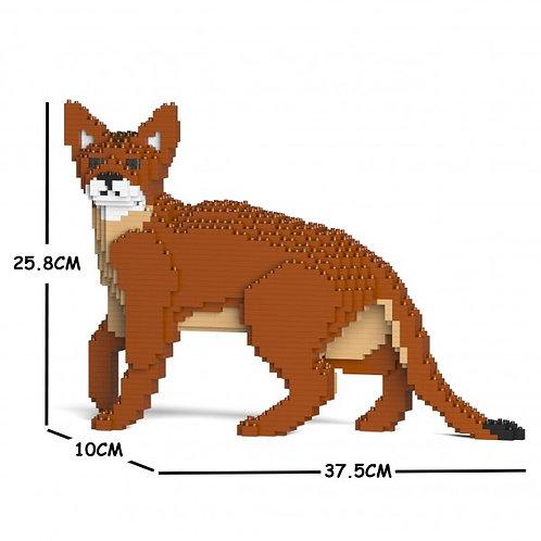 Abyssinian Cat 01S (需訂貨)
