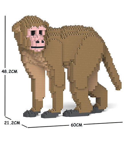 Jekca 猴子 Monkey 01C (需訂貨)