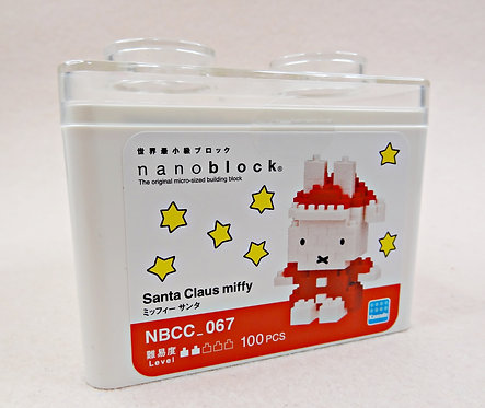 NBCC_067 Santa Claus miffy