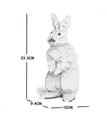Jekca 兔子 Rabbit 01S (需訂貨)