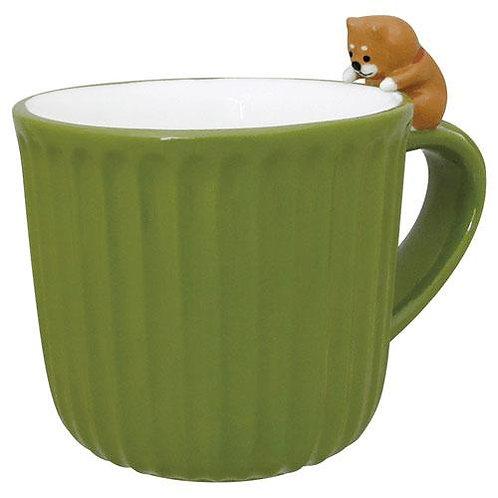 D03061 柴犬瓦杯