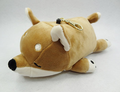 D02011 nemu nemu animals 柴犬伸縮証件套