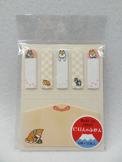 D01890 Nihon No Fusen Seal Sticky Note