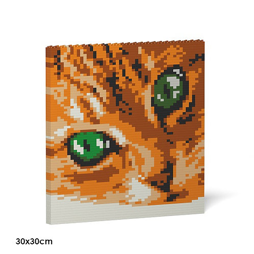 Cat Eyes Brick Painting 01S-M01  (需訂貨)