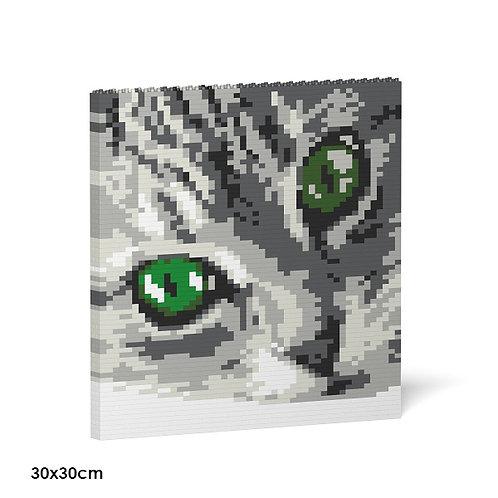 Cat Eyes Brick Painting 01S-M02  (需訂貨)