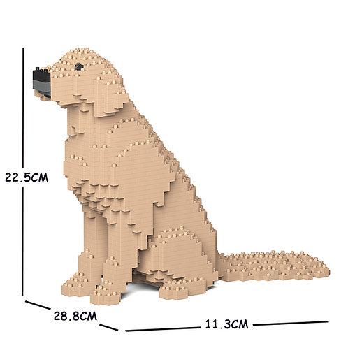 金毛尋回犬 Golden Retriever 03S-M03 S size (需訂貨)
