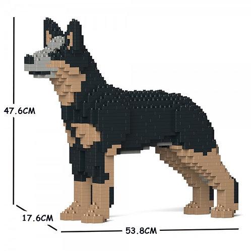 澳洲牧牛犬 Australian Cattle Dog 01C-M01 M size (需訂貨)