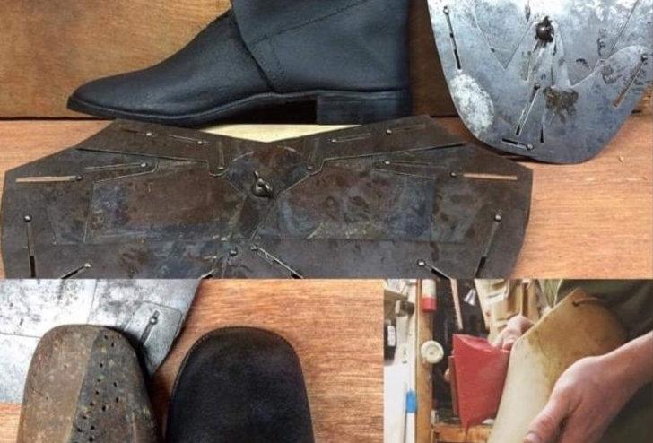 U.S. Army Shoes - 1st Minnesota
